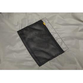 Nordisk Puk +10° Blanket - Sac de couchage - L gris/noir